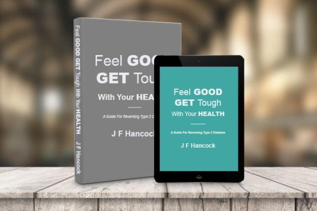 Feel Good mock up paperback ebook